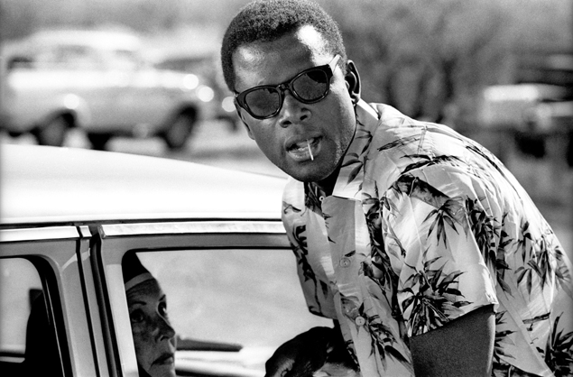 Your Morning Frame: Sidney Poitier