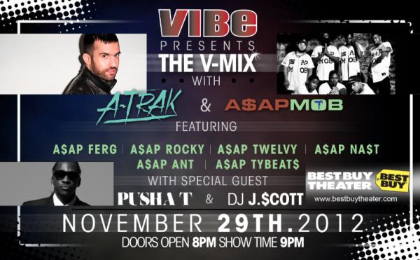 VIBE V-Mix